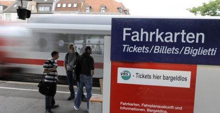 Deutsche Bahn forbids ejecting minors from trains