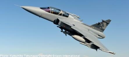 Saab loses Norway fighter plane tender