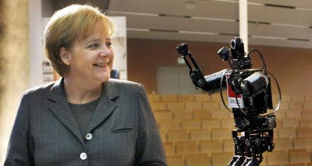 Merkel wants broadband internet for every German