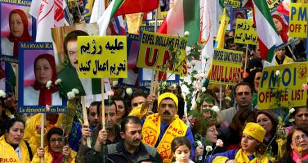 German MPs want Iran group off terror list