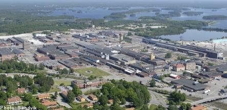 Sandvik to cut over 1,000 Swedish jobs