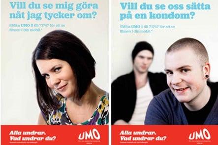 Condom ad banned by Gothenburg transit agency