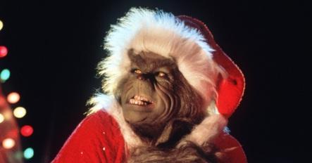 The Grinch who stole Weihnachten