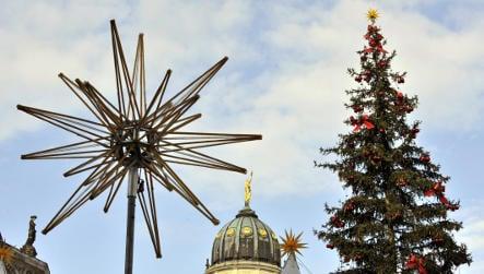 First Christmas markets open