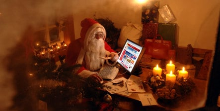 More than ten million will buy Christmas presents online