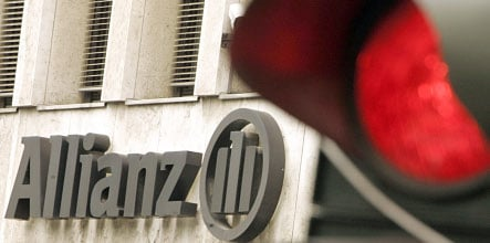 Insurance giant Allianz posts big loss