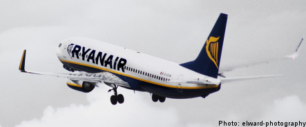 Ryanair on trial in Sweden over couple's cancelled flights