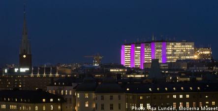 Stockholm art installation wins international award