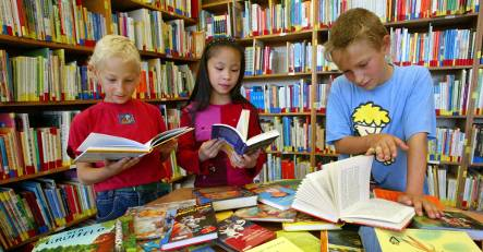 One-third of German kids not read to at home