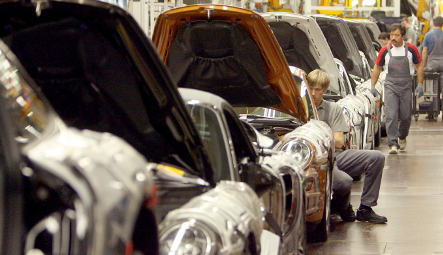 Porsche reports record profits