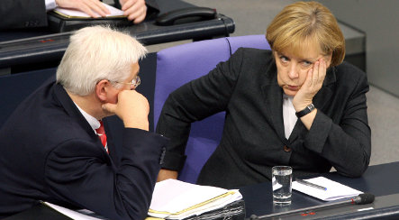 Party politics threaten German crisis response
