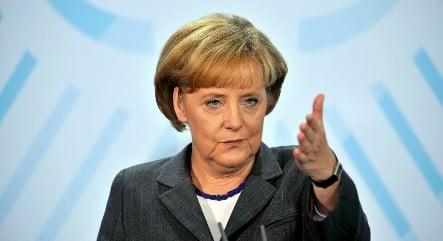 Merkel launches economic stimulus package