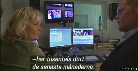 SVT criticizes BBC Africa report