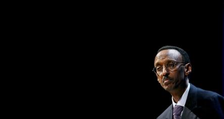 Rwandan president's aide arrested in Frankfurt