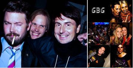 Gothenburg club and concert tips: Saturday, Nov. 22
