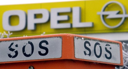 Opel asks for state guarantees
