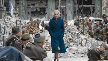Film confronts rapes of German women in WWII