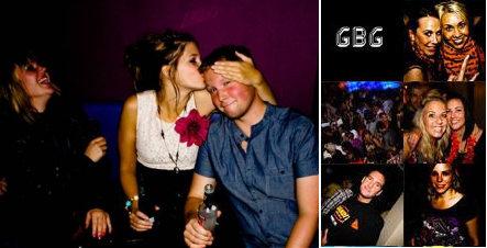 Gothenburg club and concert tips: Friday, Nov. 28