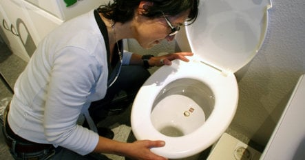 World Toilet Day and the perilous poo platform