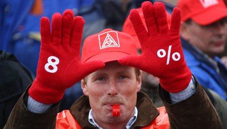 IG Metall wage deal averts massive strike