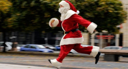 Berlin job agency reports Santa deficit
