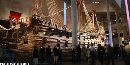 Millions promised for Vasa preservation research