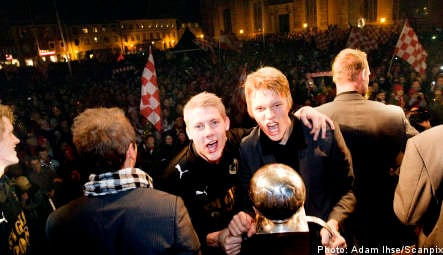 Kalmar claim historic Swedish title
