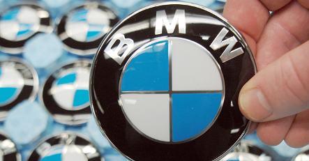 BMW posts hefty quarterly loss