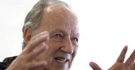 Werner Herzog documentary shortlisted for Academy Award