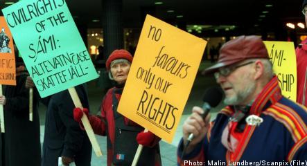 Report faults Sweden for discrimination