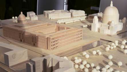 Italian architect gets nod to rebuild Berlin palace