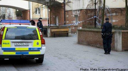 Man dies in Stockholm shooting