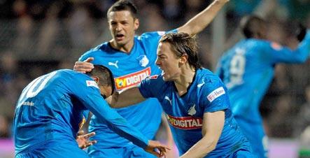 Hoffenheim becomes Hopp's gift to German football
