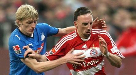 Bundesliga 2008: Bayern churn as Hoffenheim live the dream
