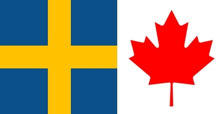 Swedish woman turns Canadian in citizenship mix up