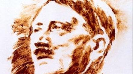 Hitler poo painter shocks with new semen artwork