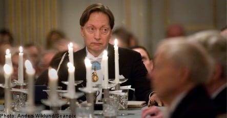 Head of Swedish Academy to step down