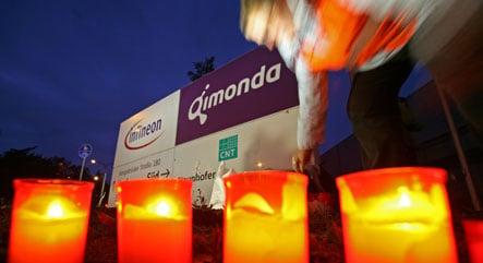 Qimonda secures €325-million bailout package