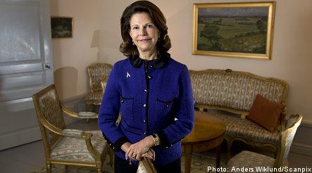 Queen Silvia: 'No plans to retire'