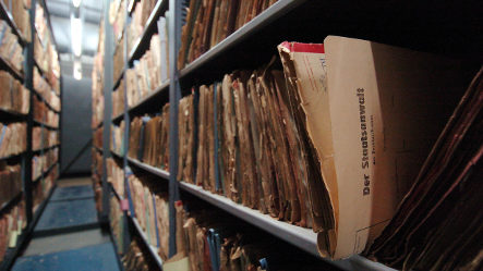 Ex-communist states create network for secret police archives