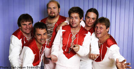 Swedish dance bands: a musical mystery wrapped in spandex