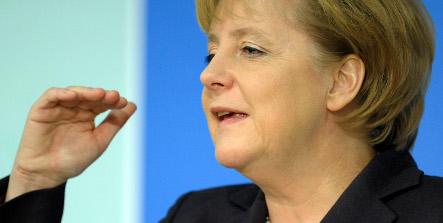 Merkel hints at billions for new stimulus plan