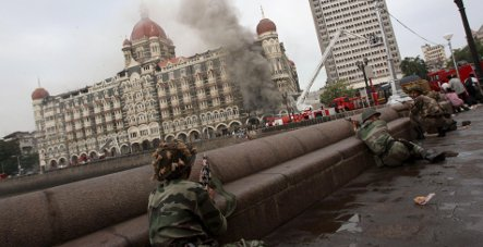 Schäuble makes first German visit after Mumbai attacks