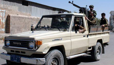 Three Germans kidnapped in Yemen