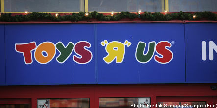 Police issue new fraud warning for Toys R US