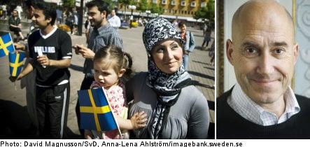 Sweden – a new melting pot?