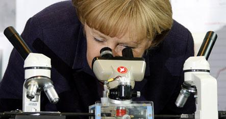 Merkel calls for more flexibility in education