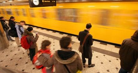 Fare dodgers crowding Berlin prisons