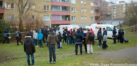 Tension following removal of Malmö mosque activists