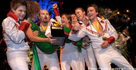 Underdogs capture Swedish dance band title